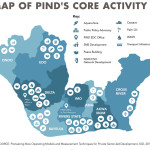 Map of PIND's Core Activity-XL