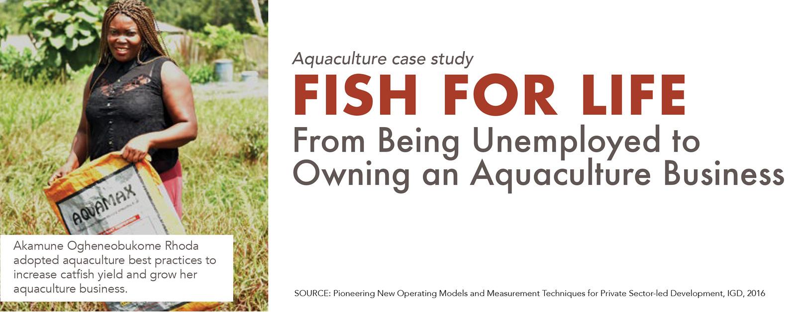 Aquaculture Case Study-X3