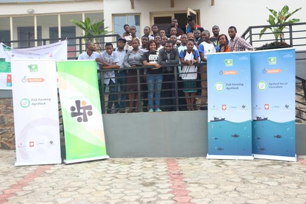 Participants at Wennovation Hub - Ibadan, Nigeria