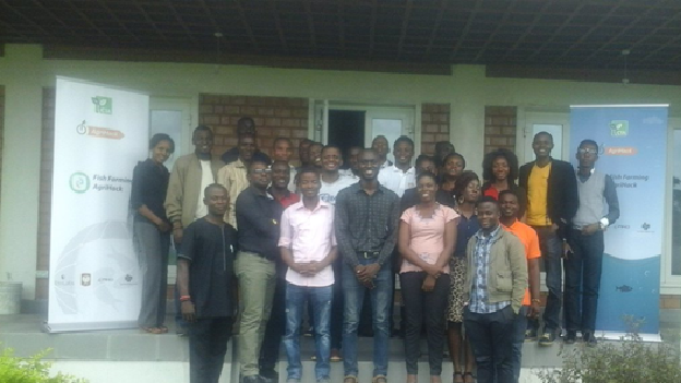 Participants at PIND Foundation - Warri, Nigeria