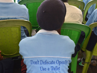 Stop Open Defecation!