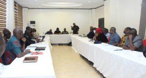 BMI Security Plenary meeting