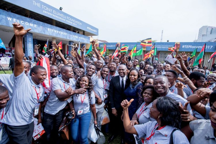 Tony Elumelu-NDLink-NigerDelta