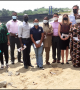 US Consulate Representatives Visit the Bodo Cleanup Project Site