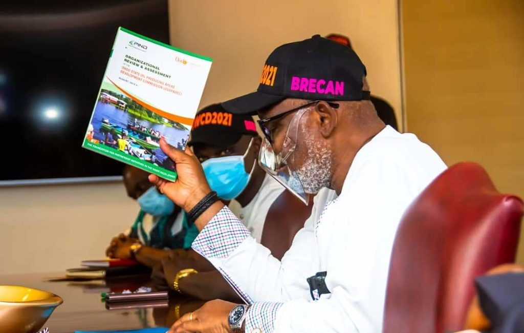 PIND, Ondo Discuss Repositioning Osopadec As Akeredolu Approves Ondo State Agricultural Policy
